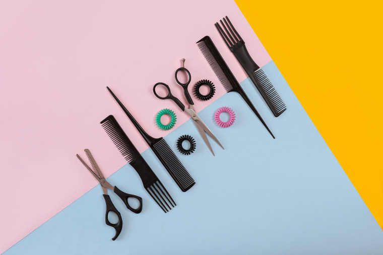 If you agree on cutting a half inch off of your ends, ask if your stylists can show them on their comb what you believe a half inch is and see if they agree.