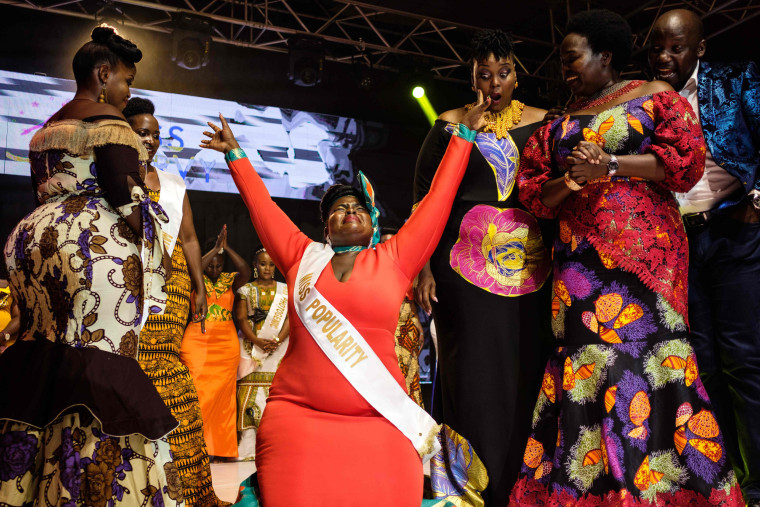 Image: TOPSHOT-UGANDA-TOURISM-PAGEANT-PHOTO ESSAY