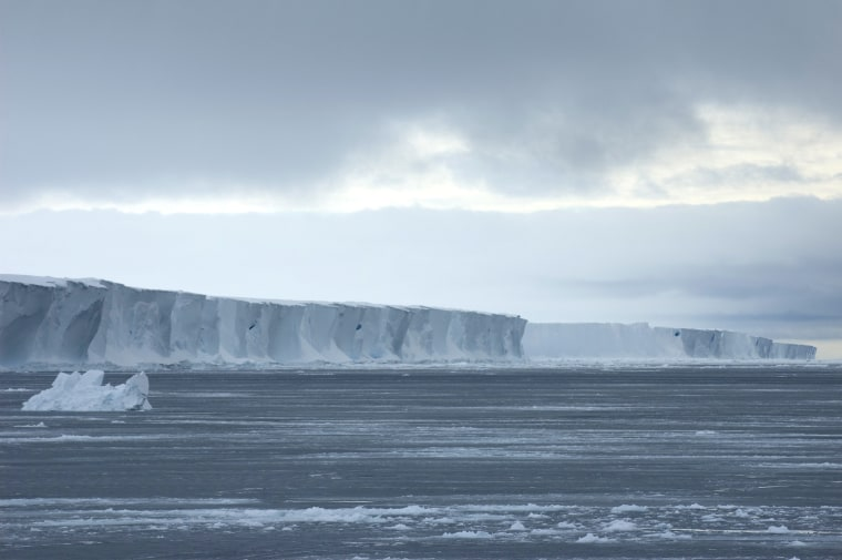 Image: Ross Ice Shelf