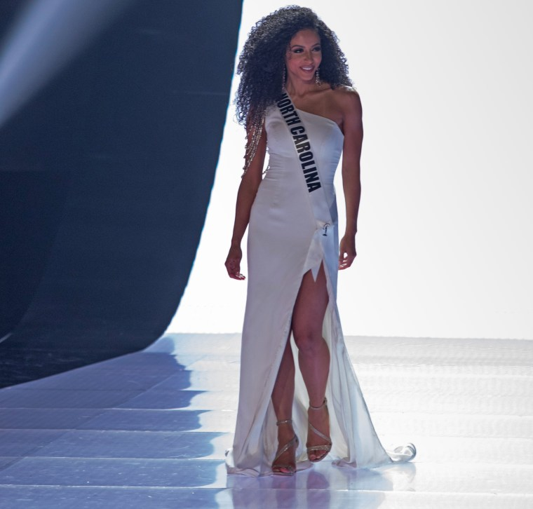 North Carolina lawyer Cheslie Kryst named Miss USA 2019