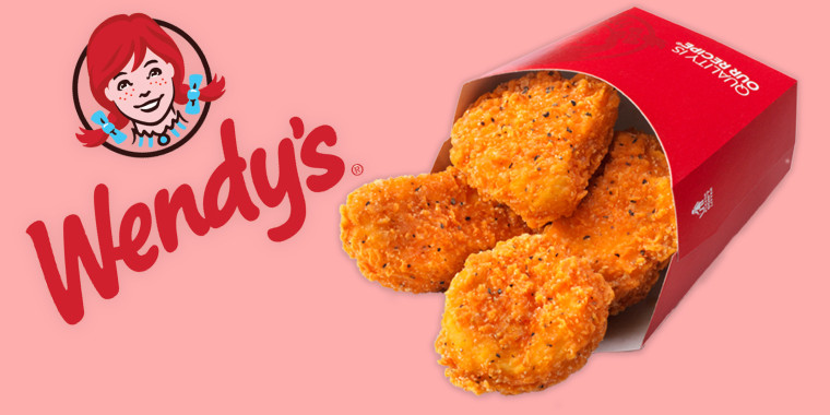 Wendy's spicy nuggets