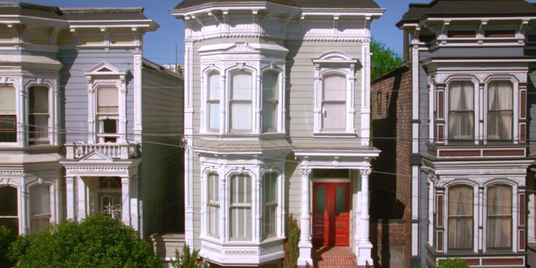 """Full House"" home San Francisco"