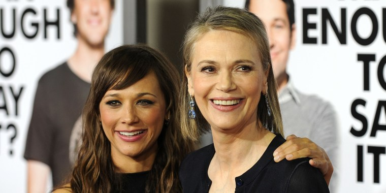 Peggy Lipton, Rashida Jones