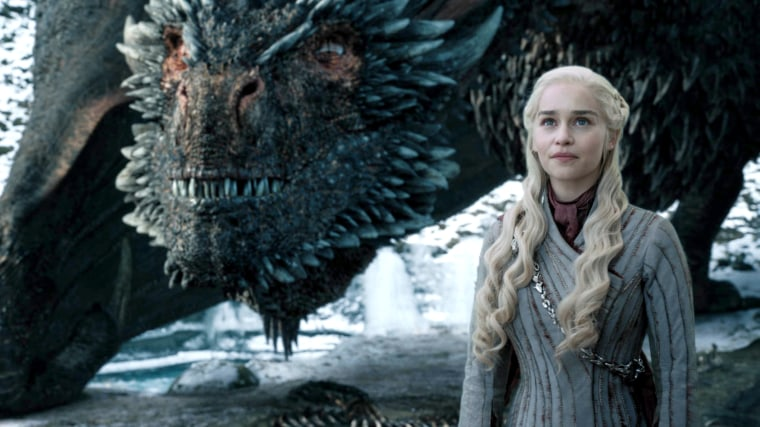 "Daenerys Targaryen faces calamity in episode four of ""Game of Thrones."""