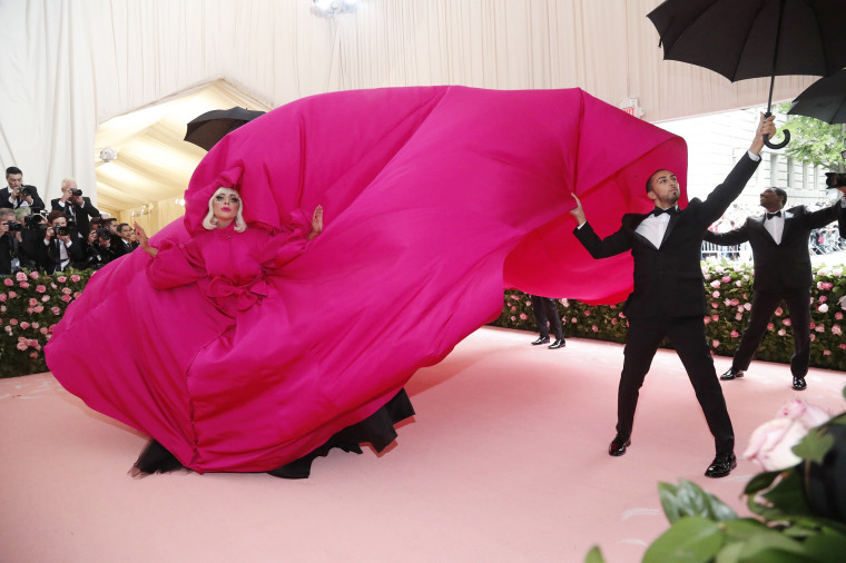 Image: Metropolitan Museum of Art Costume Institute Gala - Met Gala - Camp: Notes on Fashion - Arrivals - New York City, U.S.