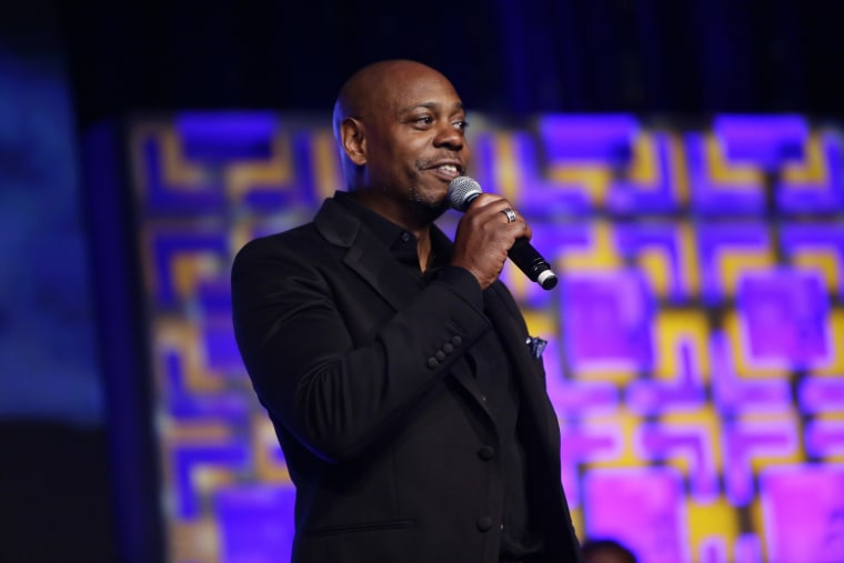 Image: Dave Chappelle