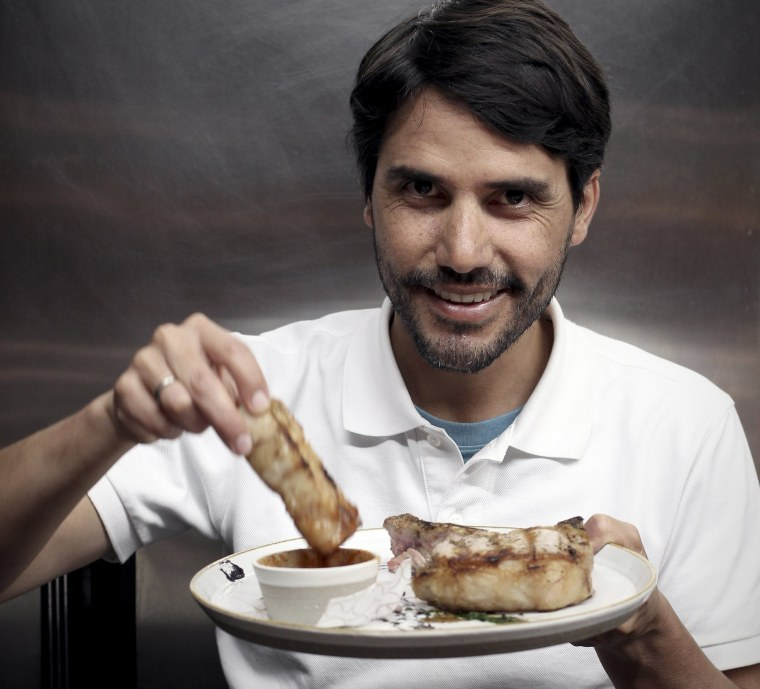 Image: Virgilio Martinez, chef-owner of Central restaurant in Peru.