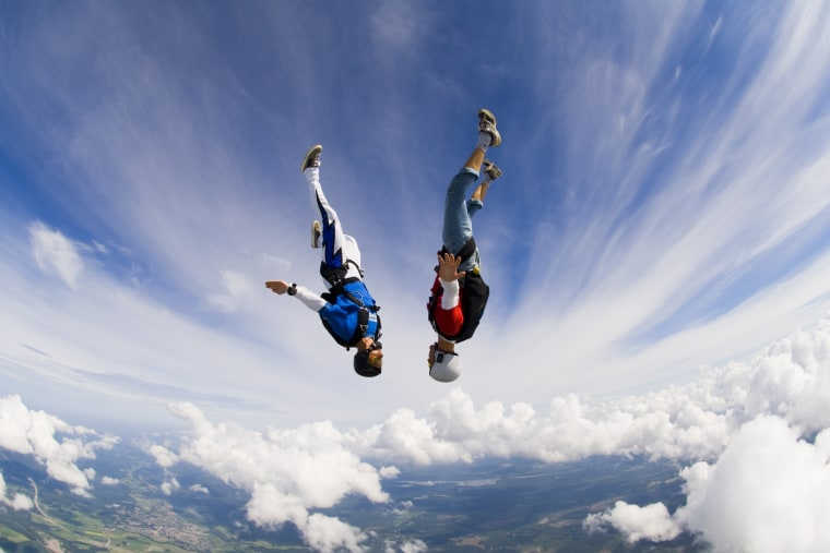 Image: Skydiving