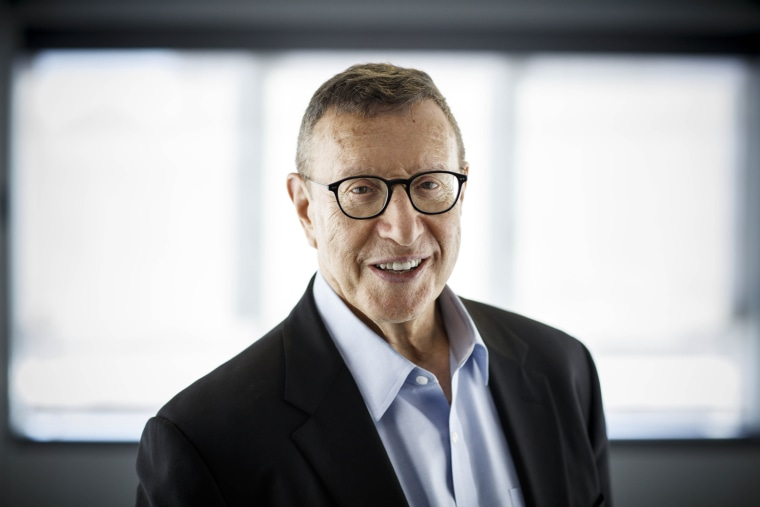 Norman Pearlstine of The L.A. Times speaks about Disney, Uber and the paper's new billionaire owner