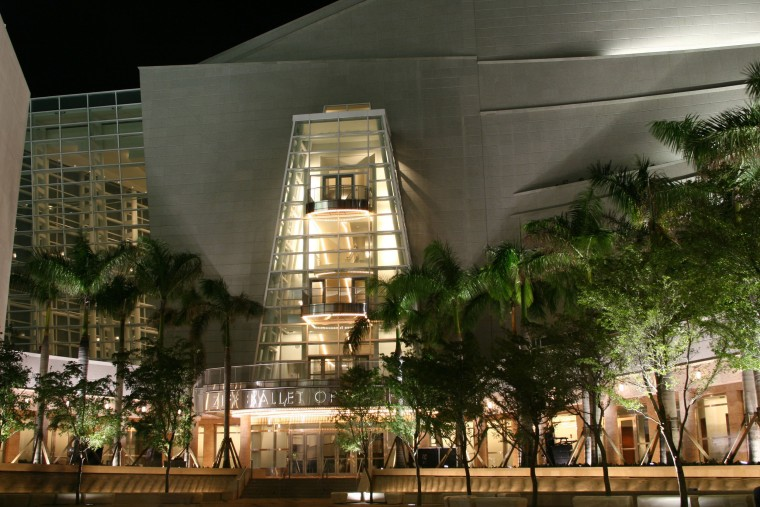 Image: Carnival Center For The Performing Arts - Grand Opening