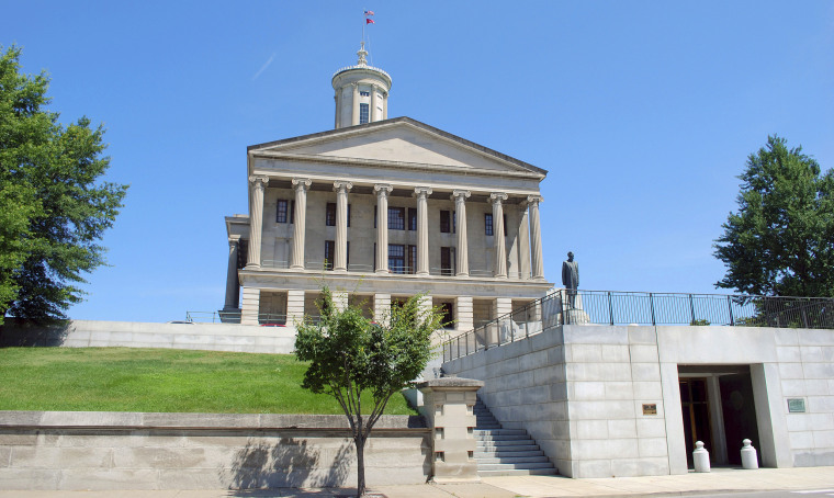 State Capitol, Nashville, Tennessee