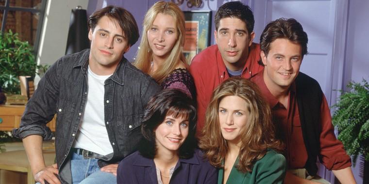 Friends Leaving Netflix