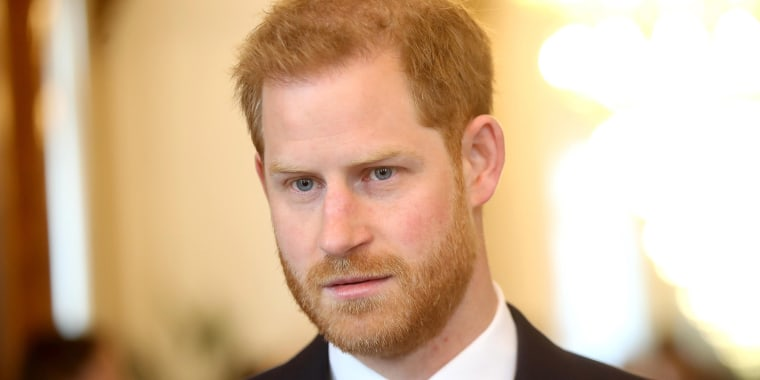 Image: The Duke Of Sussex