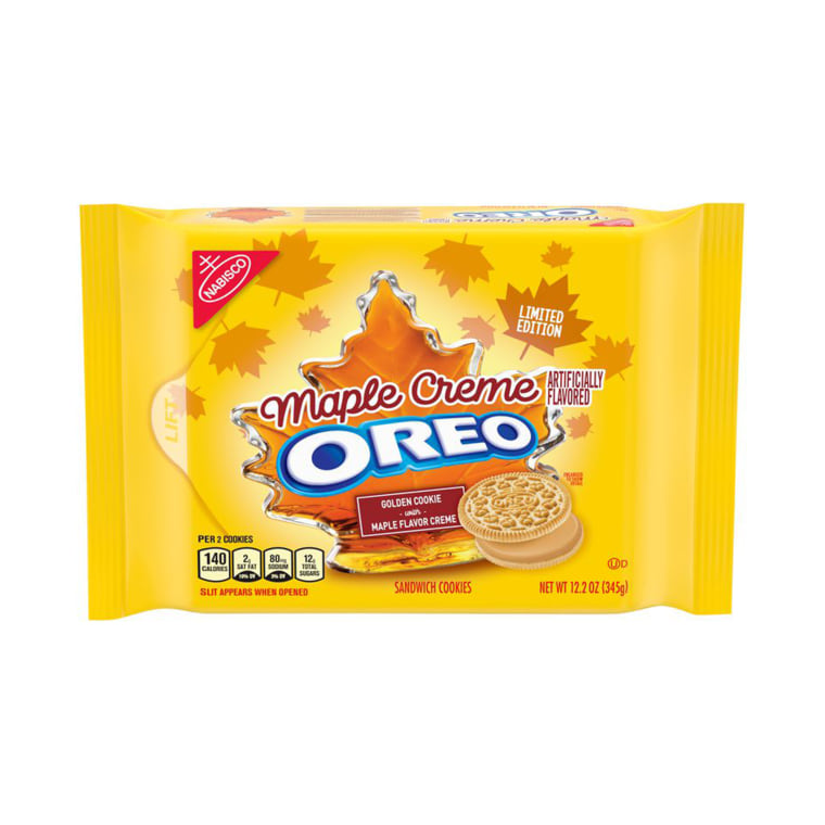 Fall in love with the last Oreo flavor of the summer.