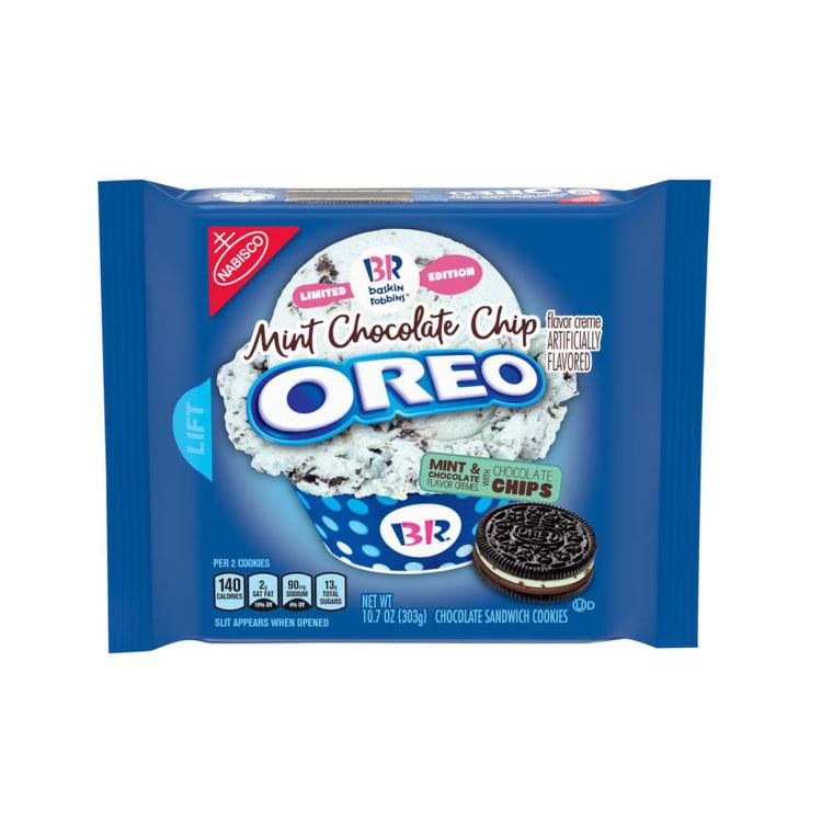 I scream, you scream, we all scream for ... Oreo!