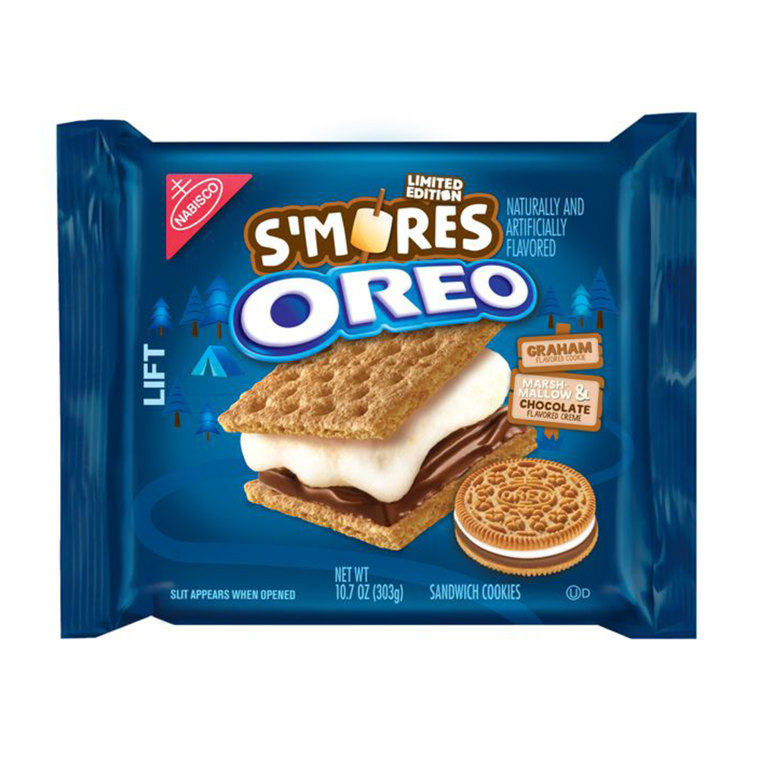 S'mores Oreo's will return to shelves in May for a limited time.