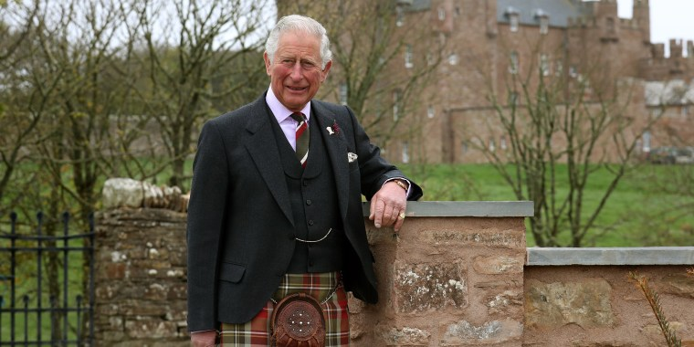 Prince Charles opening up a bed and breakfast