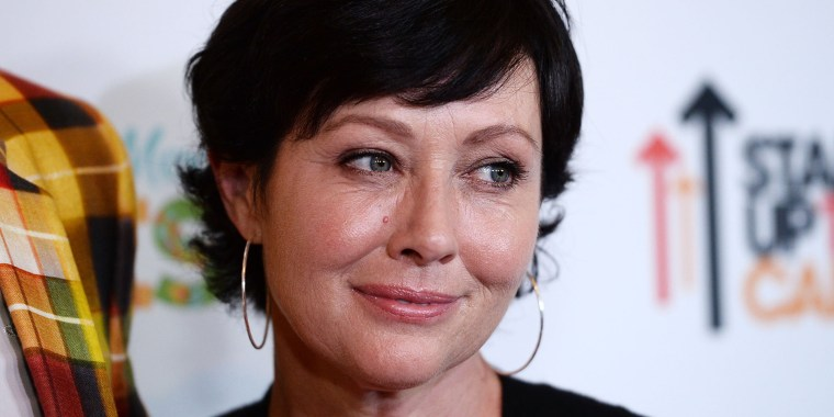 Shannen Doherty opens up on life post-cancer: 'I'm lucky to be alive'