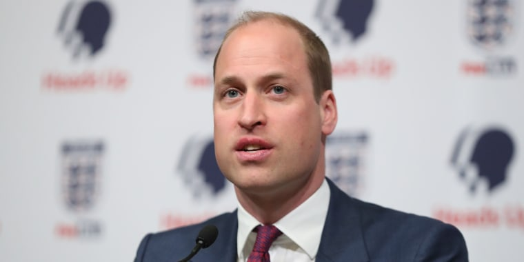 Prince William opens up about the pain he felt after Princess Diana's death