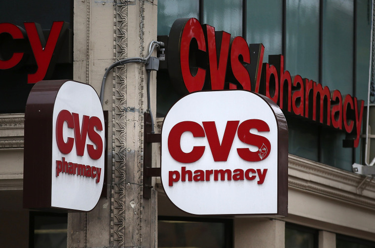 Image: A CVS store in San Francisco on on June 15, 2015.