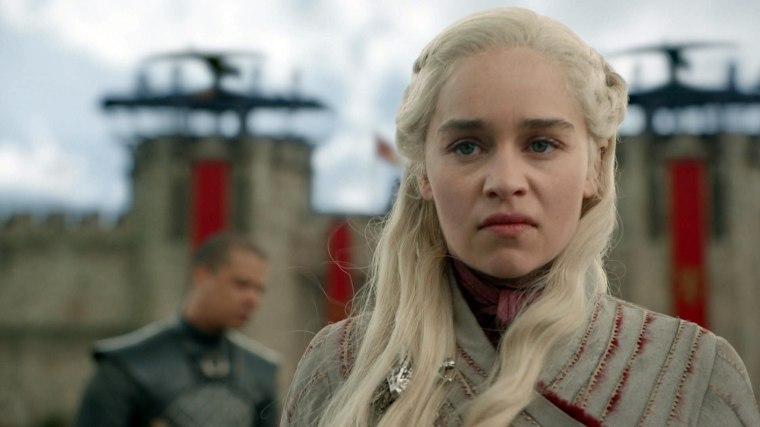 Image: Emilia Clarke Game of Thrones