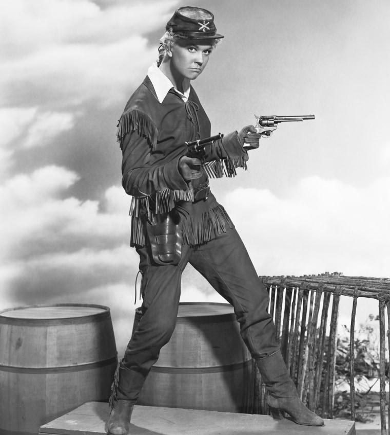 Doris Day in Calamity Jane