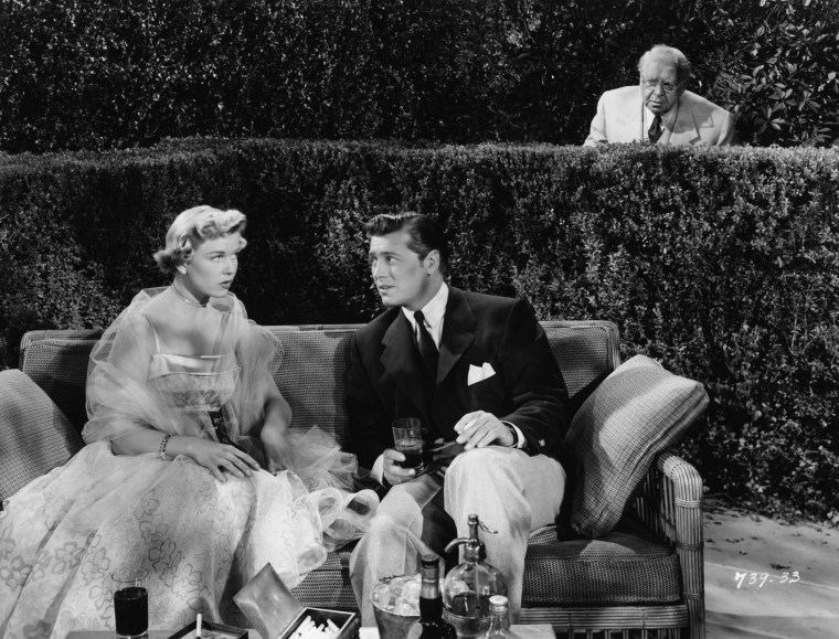 Doris Day And Gordon MacRae In 'Tea For Two'