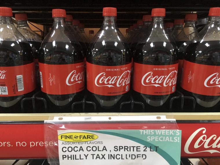 Image: Soda tax
