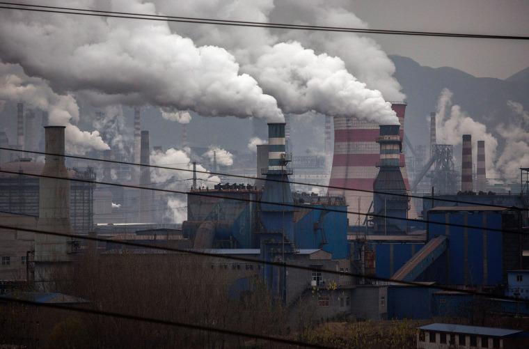 Image: China Emissions