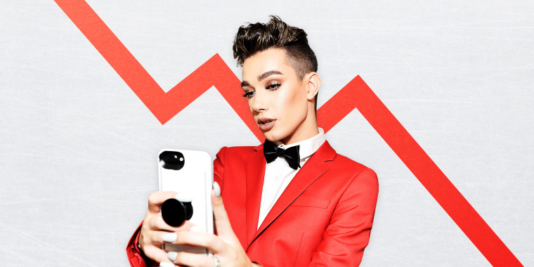Image: James Charles lost over 3 million subscribers on YouTube.
