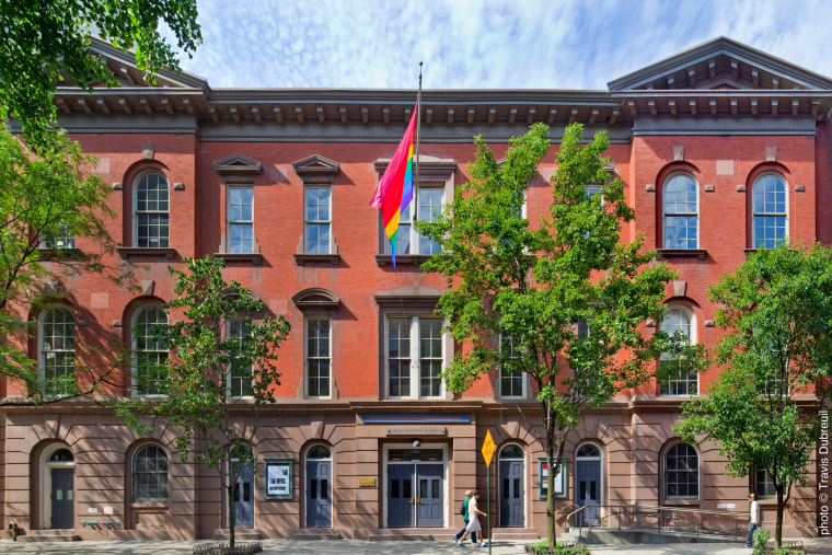New York City's LGBT Community Center has served as a hub for the community since 1983.