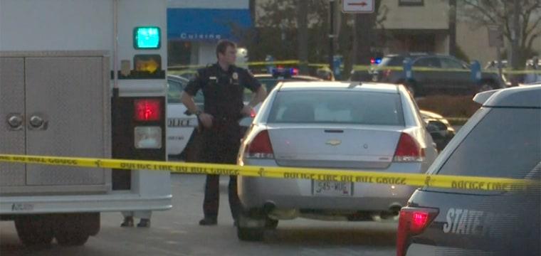 Image: Appleton Wisconsin shooting