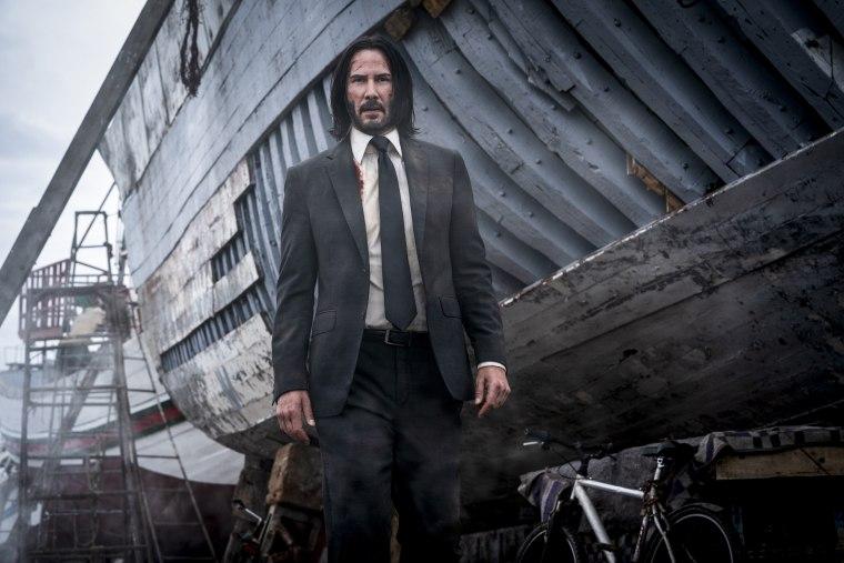 Image: Keanu Reeves JOHN WICK: CHAPTER 3