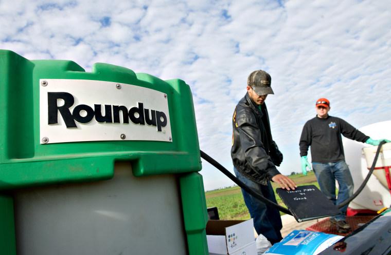Image: Roundup