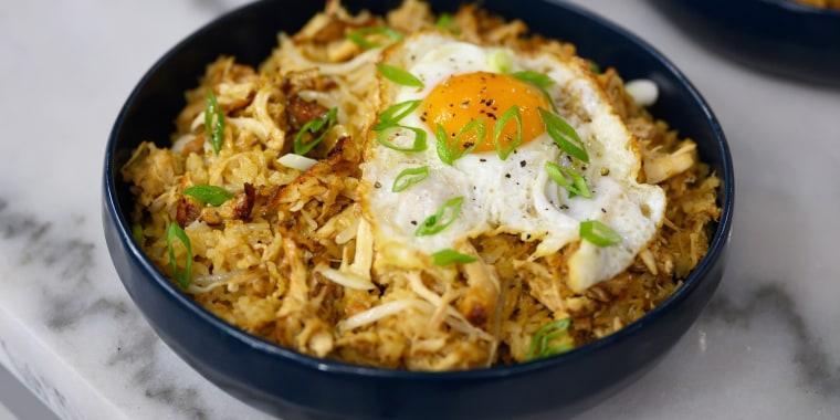 Billy Dec's Chicken Adobo + Chicken Adobo Fried Rice + Chicken Adobo Corn Fritters