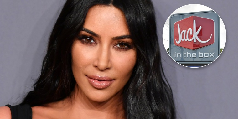 Kim Kardashian West had a 'serious complaint' about Jack in the Box