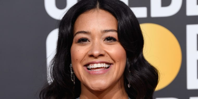 Gina Rodriguez has gorgeous blond highlights for summer — see her new look!