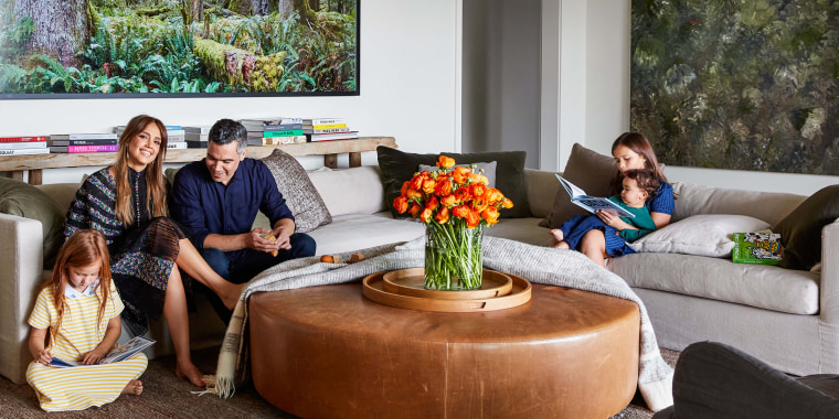 Jessica Alba shows off her new Beverly Hills home in the June 2019 issue of Architectural Digest.