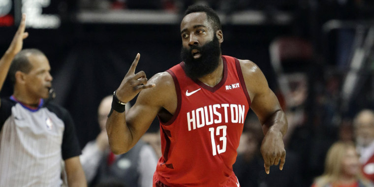 Houston Rockets' official Twitter account suspended