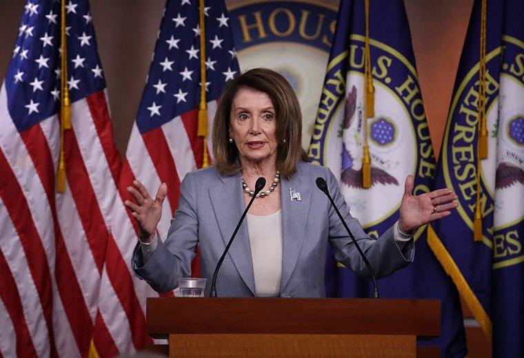 Image: Speaker Nancy Pelosi Holds Weekly Press Conference