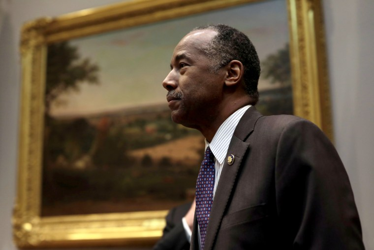 Ben Carson acknowledges HUD fell short on carbon monoxide protections: 'That's wrong'
