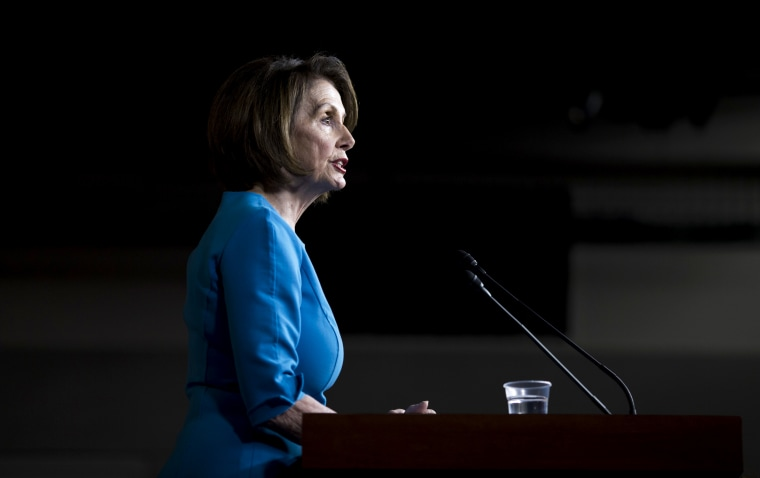 Pelosi says Trump engaged in 'cover-up,' as impeachment talk surges