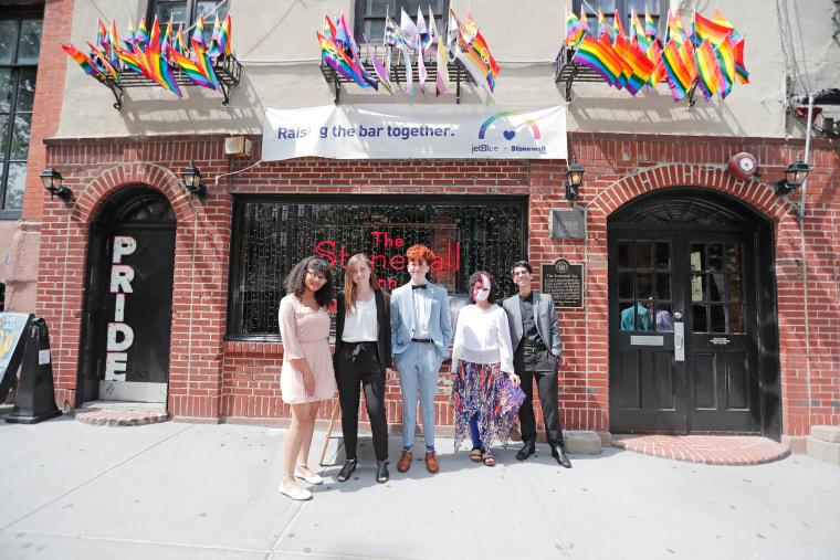 Image: Stonewall Yankees Scholars