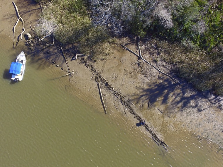 Last slave ship from Africa ID'd on Alabama coast, officials say