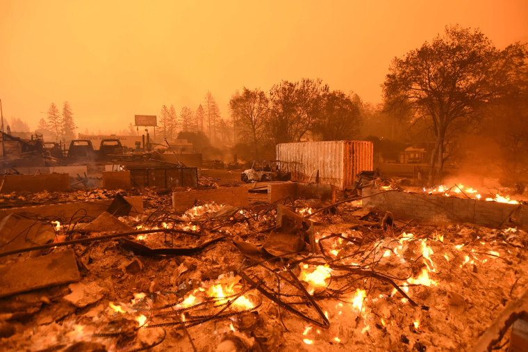 California utility PG&E to pay $1 billion to governments for wildfire damage