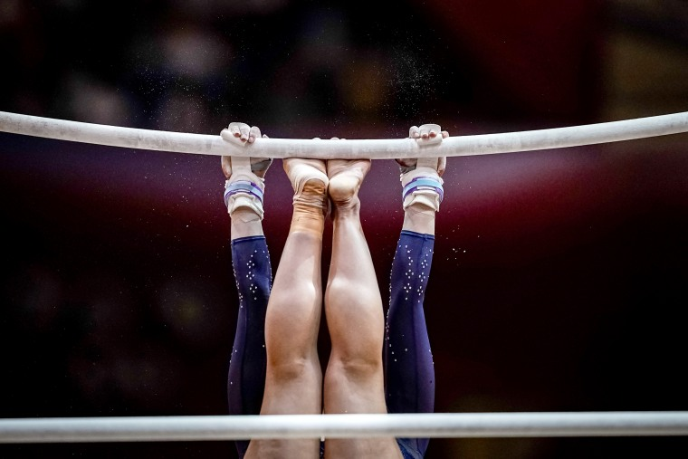 FIG Artistic Gymnastics Championships - Day Nine