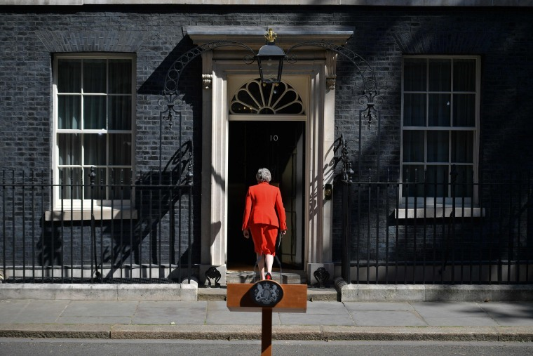 How Theresa May became the latest prime minister to be beaten by Brexit