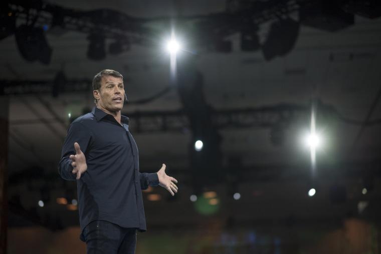 Image: Tony Robbins