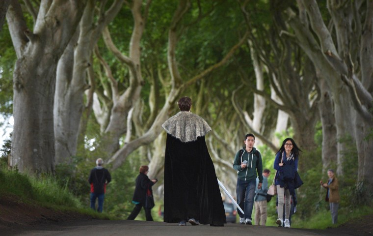 The Game Of Thrones Effect On The Northern Irish Economy