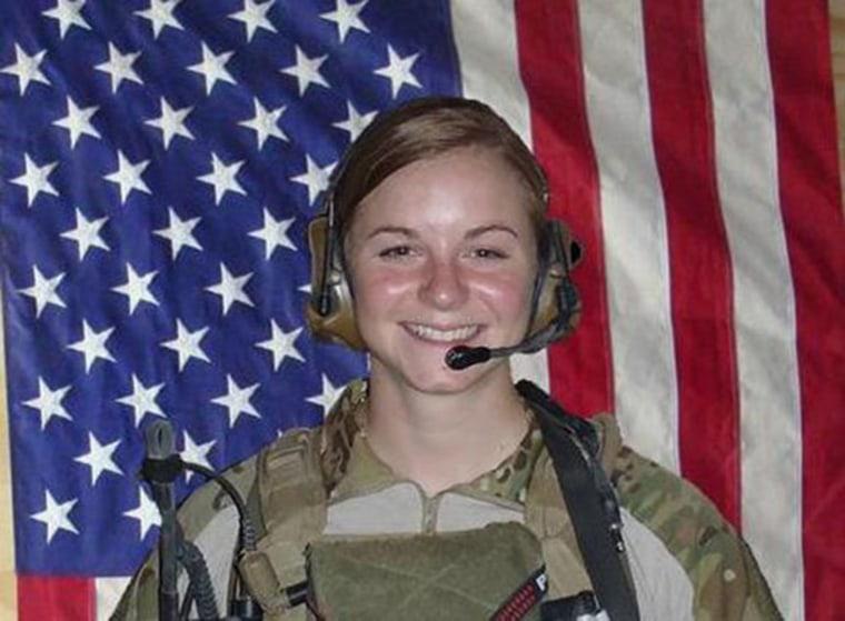 1st Lt. Ashley White